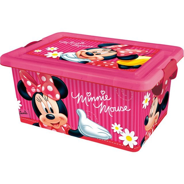 caja minnie