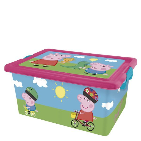caja pepa pig