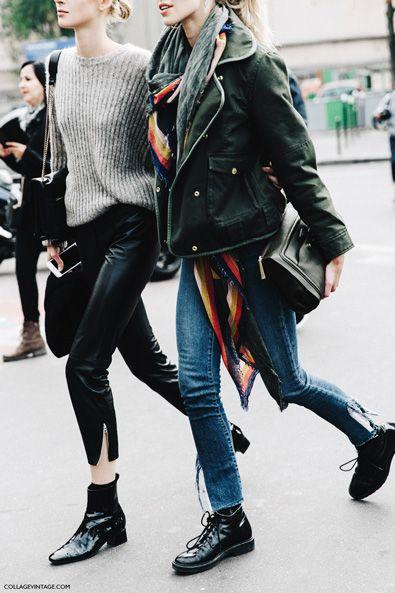 botas y botines como complementos de otoño 2016