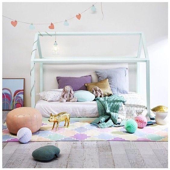 tipos de camas para niños
