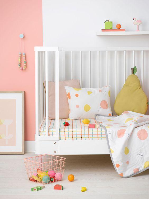 tipos de camas para niños. Cuna cama