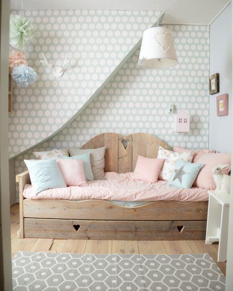 tipos de camas para niños. Chaiselongue