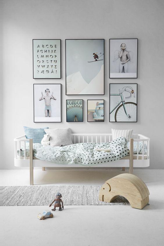 tipos de camas para niños. Cama que sirve como sofá