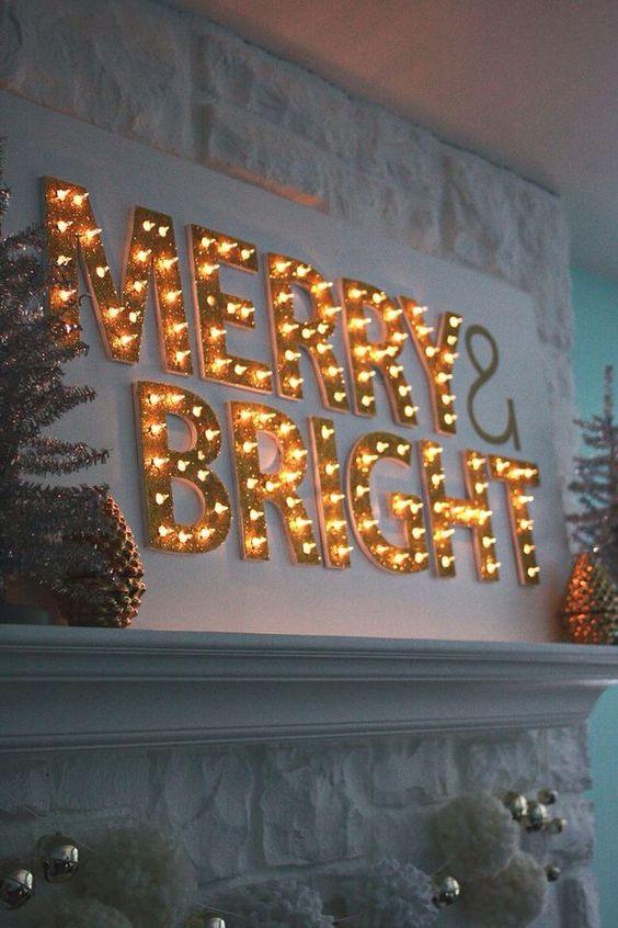 renovar el espíritu navideño. Hacer balance del año