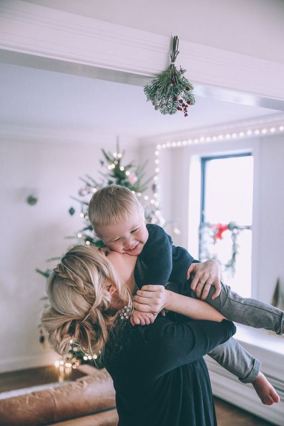 la alegría de entregarse. Espíritu navideño