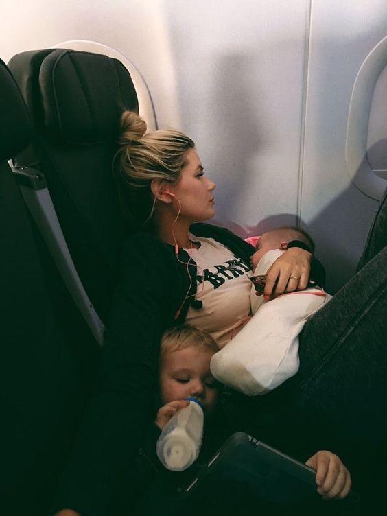 madres que viven sin dormir. Conocer las consecuencias