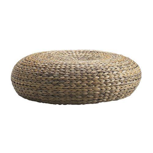 elementos naturales en decoración como las fibras de platanera