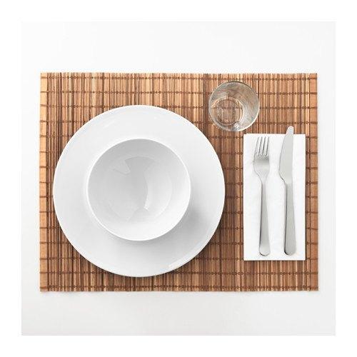 decoración de mesas de verano con manteles personales