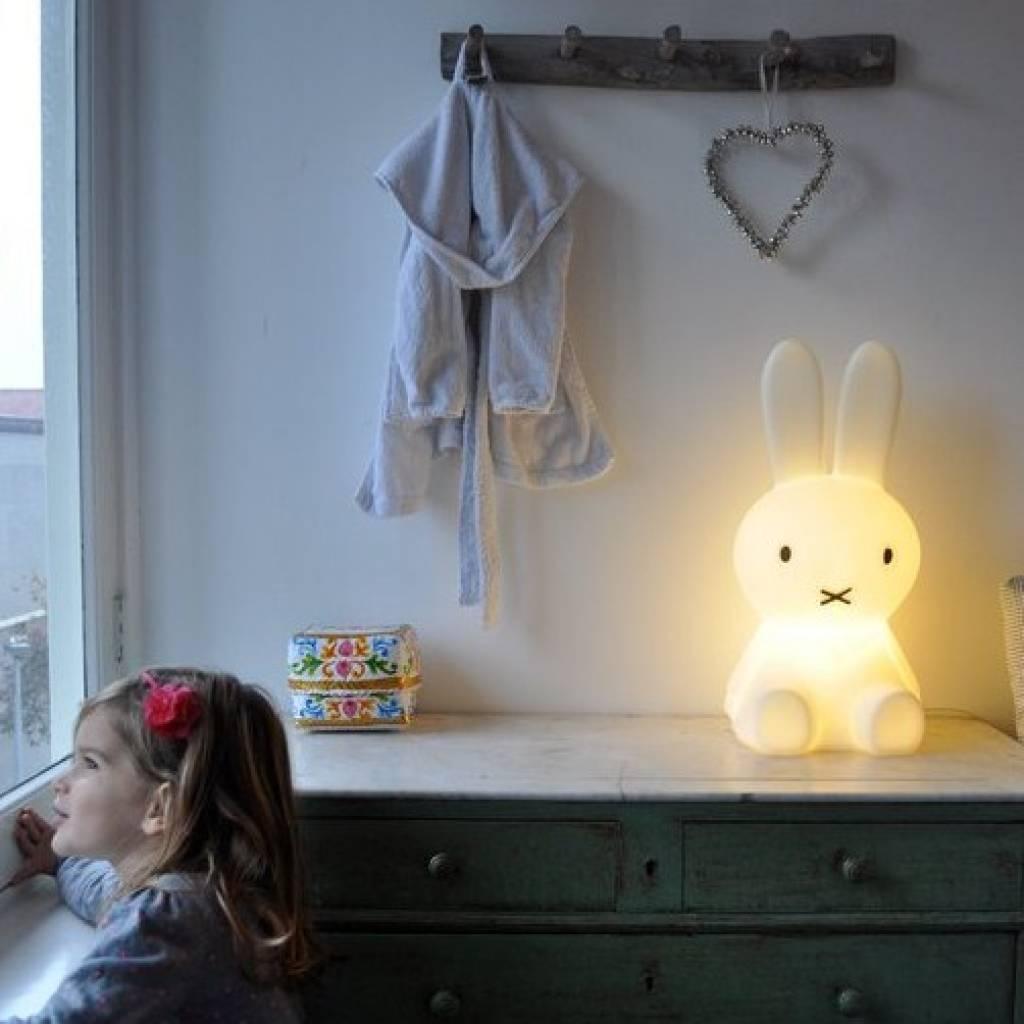 lámpara quitamiedos para evitar el miedo a la oscuridad