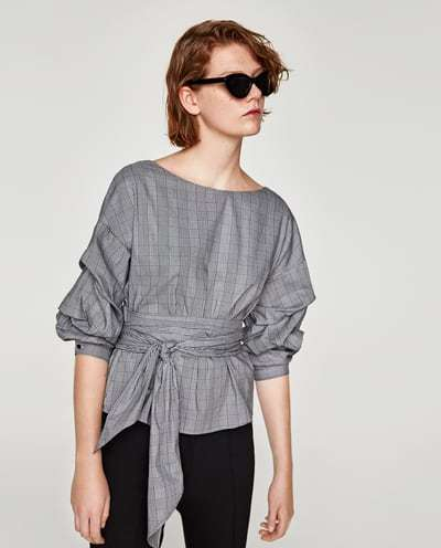 vestir como una it girl con prendas de zara
