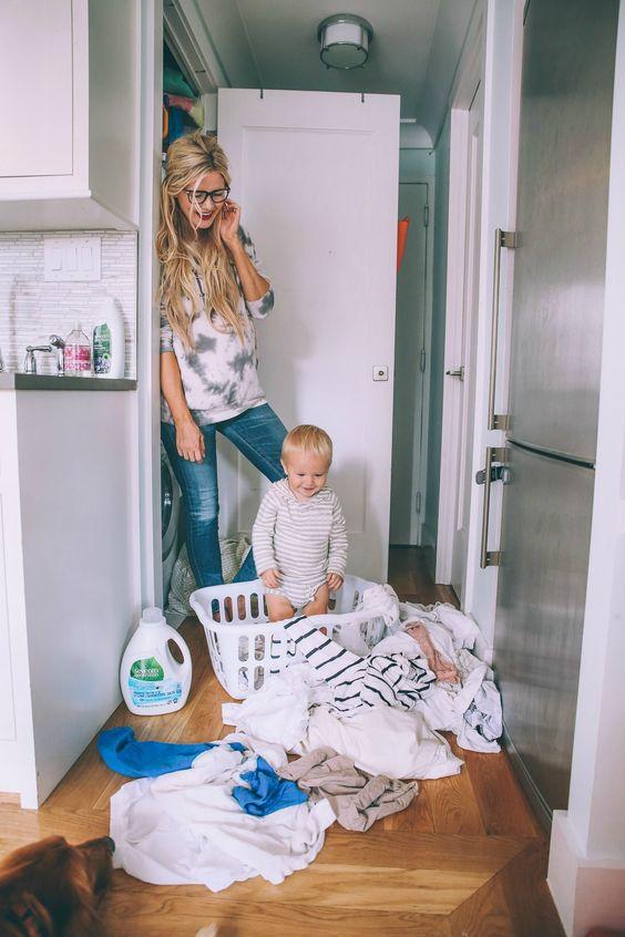mama tareas hogar