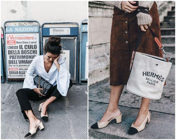 zapatos de abuela tendencias de otoño 2016