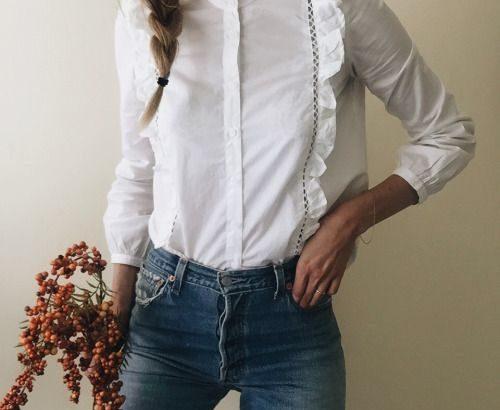 una camisa especial. básicos
