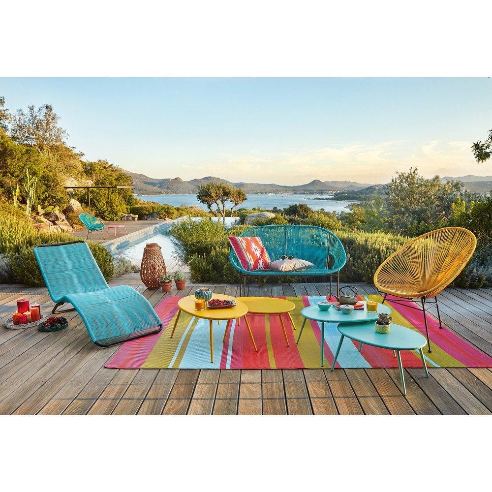 decoración para terrazas de verano buena, bonita y barata