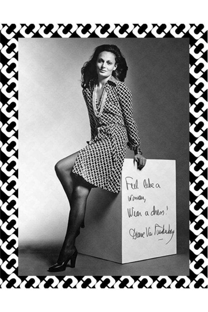 el wrap dress, un icono de moda