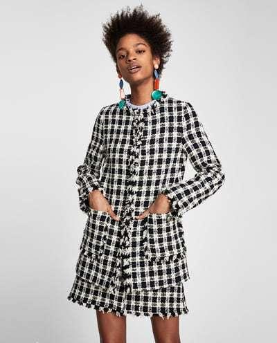 vestir como una it girl con chaqueta