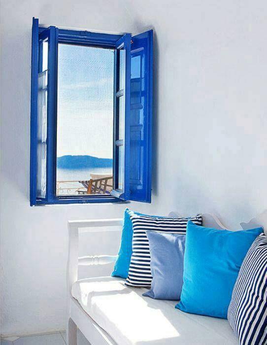 tonos azules para el verano
